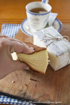 Kasutera cake direttamente dal Giappone