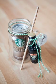 Mason Jar Cocktail Gift Ideas with Video | The WHOot