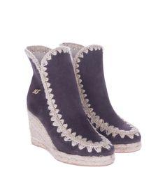 Καστόρι Γυναικεία Μποτάκια Σε Καφέ Χρώμα MAURO VOLPONI  TP-G-FT03-0233-3 Espadrilles, Wedges, Boots, Fashion, Espadrilles Outfit, Crotch Boots, Moda, La Mode, Heeled Boots