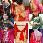 10 Trendy Full Sleeved Blouse Designs