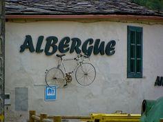 ALBERGUE EN TRIACASTELA. Camino de Santiago