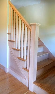 Building a Housed Newel   THISisCarpentry