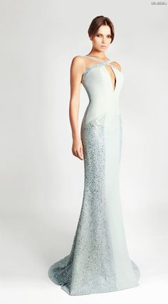 56ed14e419d 20 Glamorous Evening Dresses By Georges Hobeika