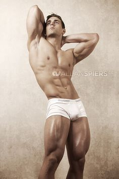 Josh Burkard by Allan Spiers  - Is He Bigger Than You? Why? WebMuscleFitness.com