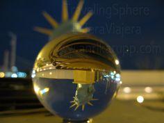 2008-7-12 Traveling Sphere Esfera Viajera -  Miami