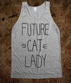 Future Cat Lady