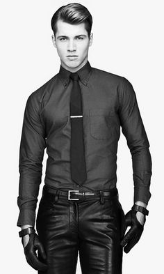 Leather_Man_100 by Officeleather, via Flickr