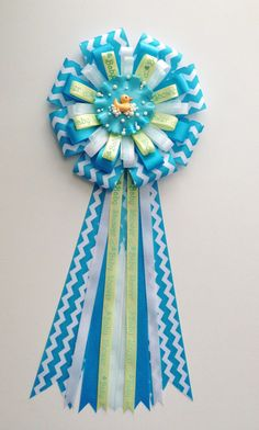 find this pin and more on baby showers rubber ducky baby shower corsage mommy