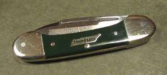 Schlieper German Eye Brand Solingen Germany Tennessee Canoe Old Vtg Pocket Knife #GermanEye