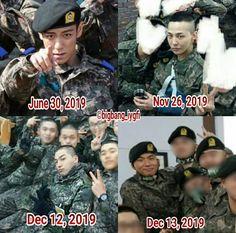 Yaasss few more months! Daesung, Gd Bigbang, Bigbang Wallpapers, Pop Crush, Army Look, Big Bang Kpop, Group Dynamics, G Dragon Top, Korean Group