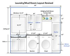 AM Dolce Vita: Laundry Mud Room Makeover: Taking the Plunge – Laundry Room İdeas 2020 Mudroom Laundry Room, Laundry Room Layouts, Laundry Room Design, Laundry In Bathroom, Ikea Laundry Room Cabinets, Small Room Layouts, Utility Room Designs, Small Laundry, Laundry Center