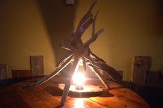 【アイヌテント】流木照明・ルームランプ | 流木ランプ専門店【TAIMAT】流木照明・アート&インテリア