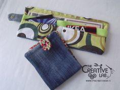 come fare portafoglio con jeans