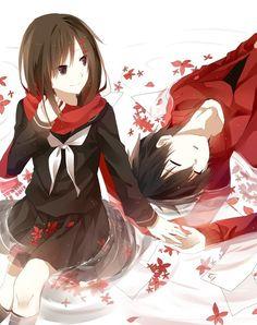 Ayano & Shintaro - MekakuCity Actors