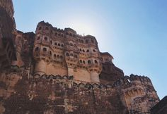 Mehrangarh Fort, Jodhpur, India.