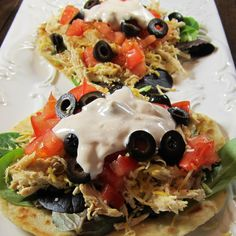 8 No-Cook Meals You Can Make From Rotisserie Chicken   Ranch Chicken Tacos