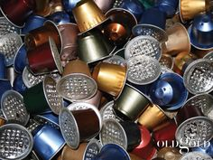 oldGold - Every Day Nespresso Wasted Capsules