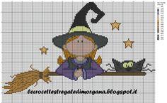 Crocette stregate: Per Halloween