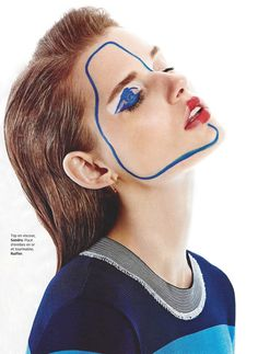 The RUIFIER Celestial Stud Earrings as seen in Grazia, available from http://www.ruifier.com/solstice-stud-earrings.html
