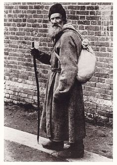 Leo Tolstoy, Black and White (1828-1910). Not how you would expect one of the worlds most important writers to look.