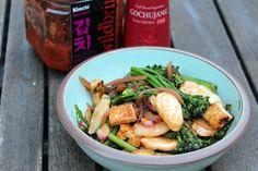 Vegan Eats & Treats! Ddeok Dinner!