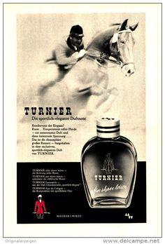 Original-Werbung/Inserat/ Anzeige 1965 - 1/1-SEITE : TURNIER / MÄURER & WIRTZ - ca. 170 x 250 mm