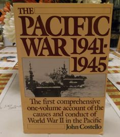 The Pacific War 19411945 at by TheLazyBeeBookstore on Etsy, $10.99