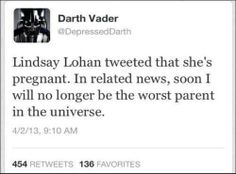 Sadly, Vader has been out done.