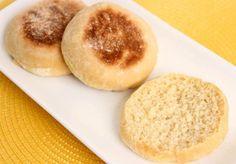 English Muffins #EnglishMuffins #Muffins