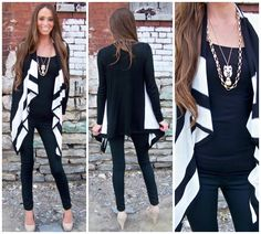 3f3309e1ed47 I have a flyaway cardigan similar to this. Love to wear on chilly days with  black riding boots.