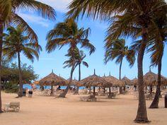 Aruba beach...where we went on our honeymoon