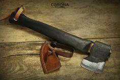 Siekiera handmade Gaula - podstawowy ekwipunek survivalowca #outdoor #survival #bushcraft #camping #biwak #ognisko