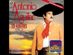 Antonio Aguilar, Por el Amor a Mi Madre.wmv - YouTube