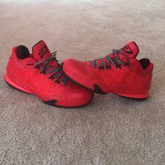 first rate c6f7b ac95f Jordan Shoes   Jordan Cp3.Viii Challenge Red   Color  Black Red