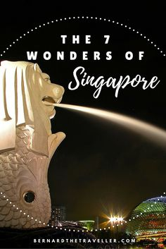Singapore is the most expensive city, but it is a must visit country when travelling in Asia, Visit the 7 Wonders of Singapore.