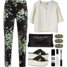 """""""Lily of the Valley"""" by ctodtims on Polyvore"""