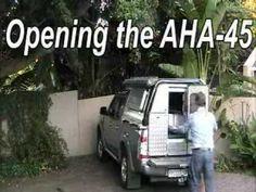AHA C&ing Canopy  New ... & Cheap DIY Car Camping Setup Part 2 - Dirt Road Campsite | Toyota ...