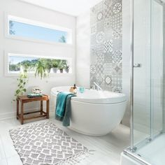 Look at this essential graphics and look at the here and now points on Bathroom Renovations Bathroom Style, Creative Bathroom Design, Bathroom Inspo Interior Design, Bathroom Remodel Designs, Bathroom Plans, Bathroom Renovations, Tile Remodel, Renovations, Bathroom Inspiration
