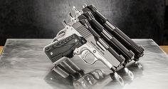 American Rifleman - Kimber's Master Carry Pistols