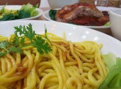 Dry noodle. Mỳ khô