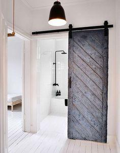Porte Coulissante Maison Sliding Door Pinterest Barn Doors And