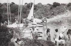 old sailing school | caprera vintage #sail #vintage