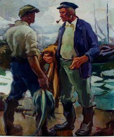 CIOCCHINI Cleto (1899-1974), Argentina