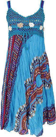 Boho Minikleid - Mode Skirts, Fashion, Fashion Styles, Flower Crochet, Curve Dresses, Moda, Fashion Illustrations, Fashion Models, Gowns