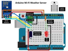 Turn your Arduino into a wireless web server using a new cheap 802.11b/g/n Wi-Fi module. Darren Yates shows you how with a remote weather server.