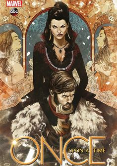 "Headline: ""Once Upon A Time: Shadow of the Queen"" (Comic Preview)"" (Thursday, August 15, 2013) Image credit: Marvel/ABC ♛ Once Upon A Blog... fairy tale news ♛"