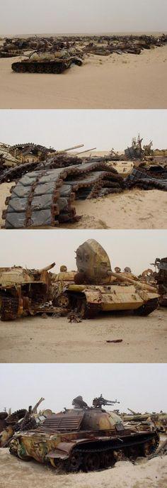 6. Unknown Desert Location, Kuwait