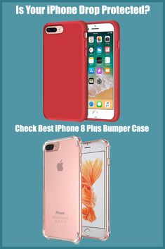 Best Protective iPhone 8 Plus Bumper case for top level of protection. All are highly protective bumper case for iPhone 8 Plus. Ensure protection for iPhone 8 Plus. Iphone Bumper Case, Iphone Cases, Iphone 8 Plus, Best Iphone, Iphone Accessories, Cool Stuff, Iphone Case, I Phone Cases