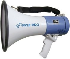 Pyle-Pro - Professional Piezo Dynamic Megaphone