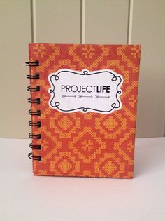 Project Life Planner by brandyseitz on Etsy, $7.00